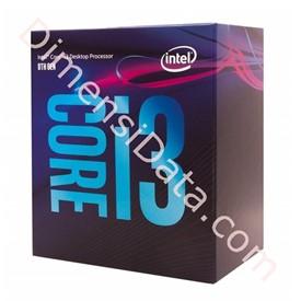 Jual Processor INTEL i3-8100 [BX80684I38100]
